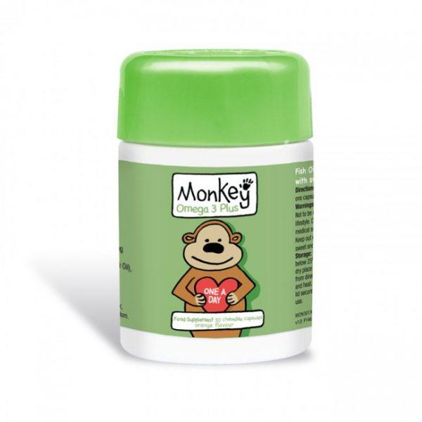 monkey-omega-3-plus