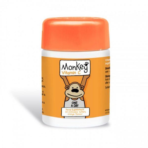 monkey-vitamin-c