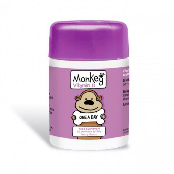 monkey-vitamin-d